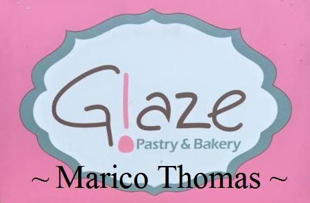 Glaze and Marico Thomas