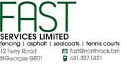 FAST Services Ltd.